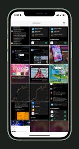 لقطة شاشة من تطبيق ScreenshotHero